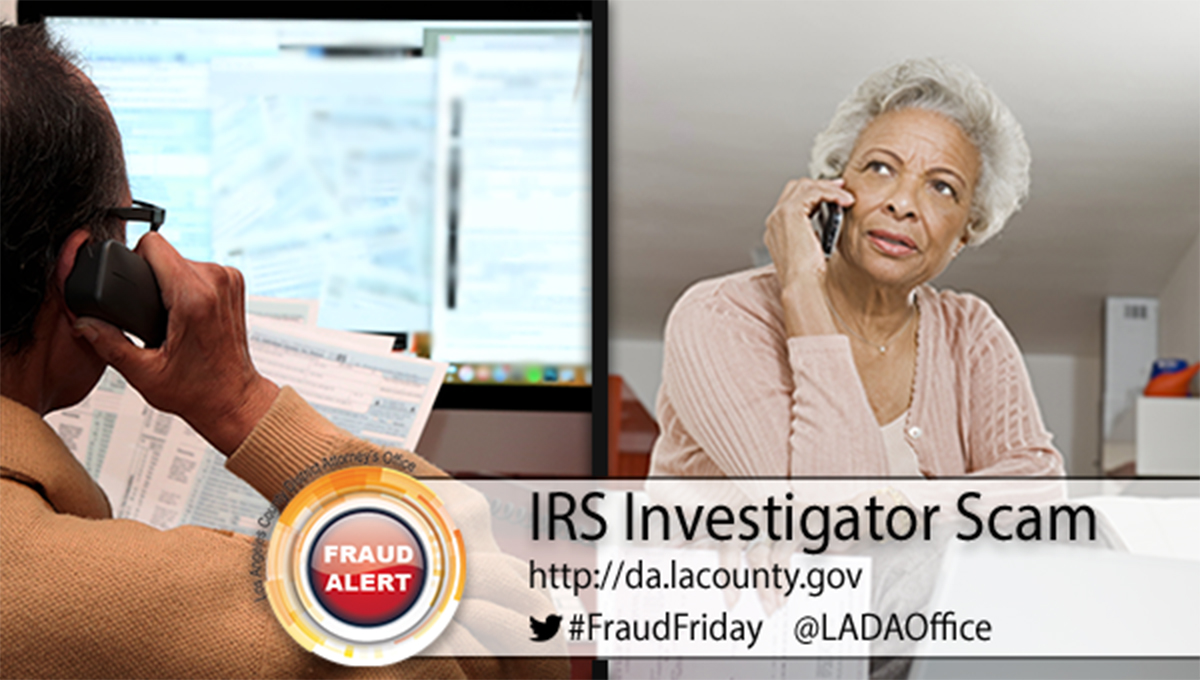Image of Tax season Fraud Alert Graphic