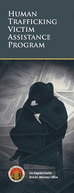 Human Trafficking Victim Assistance Program Cover