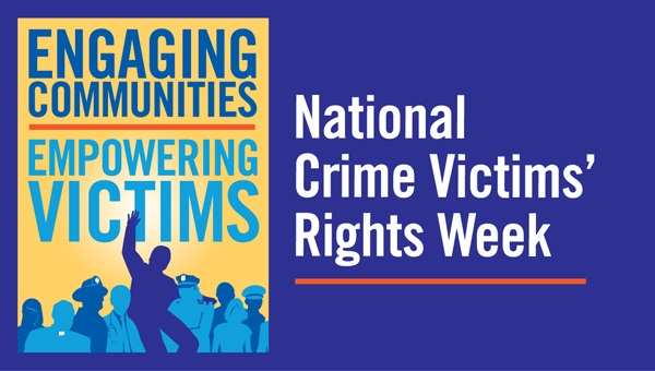 National Crime Victims Rights Week 2015