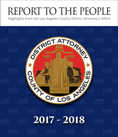 Other Reports | Los Angeles County District Attorney's Office