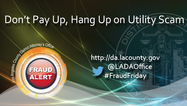 Don't Pay Up, Hang Up on Utility Scam